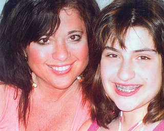 Maggie Forde, 43, and Gabriella Forde, 14, of Girard.