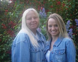 Wanda Drahos, 52, and Kelly Drahos, 21, both of Youngstown.