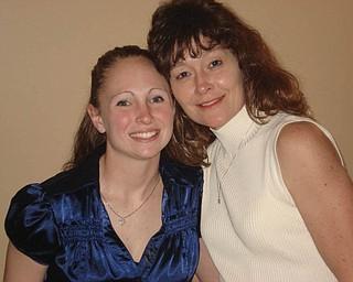 Sandra Mitchell, 48, and Chrissy Mitchell, 23, of North Jackson.