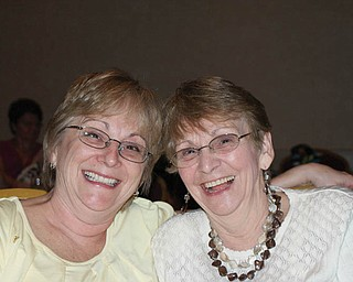 Ruth Burns, 78, of Poland and Laurie Fox, 58, of Lowellville.