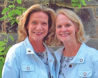 Nora Salmen, 72, and Sara Clarke, 47, both of Columbiana.