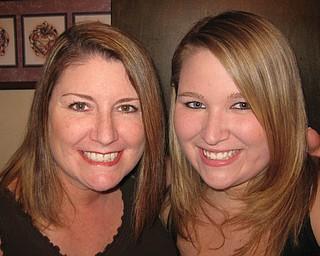 Venita Collins, 48, and Desiree Collins, 24, both of Lake Milton.