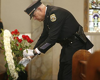 Area Police Officers and Families gathered to honor the memory and the valor of the mena and women who have made the ultimate sacrifice for us.