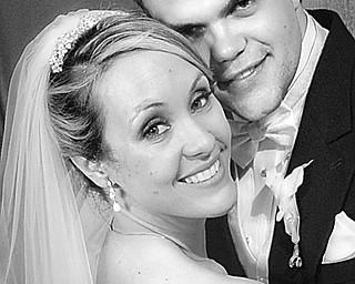 Kristin Walther and Aaron Jarrett