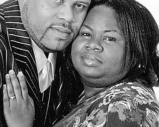 Nicole James and Maurice McCaskill
