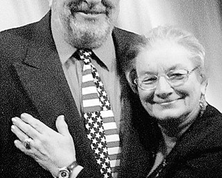Mr. and Mrs. Glenn Burford