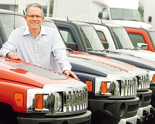 Greg Greenwood of Greenwood Chevrolet/Hummer