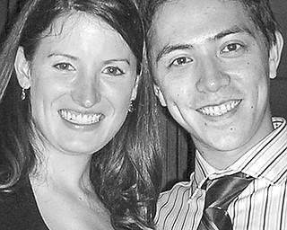Rebecca Davidson and Geoffrey Crowley