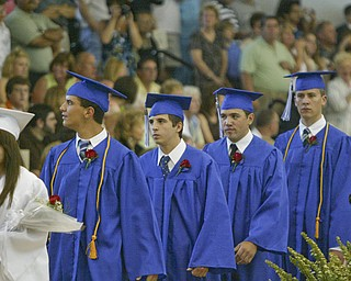 Poland HS 2009 graduation.