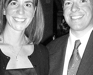 Mary Rottenborn and Jeff Kozlowski