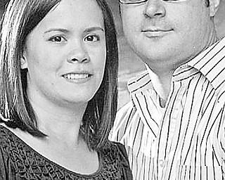 Melissa Turek and Michael Stelluto