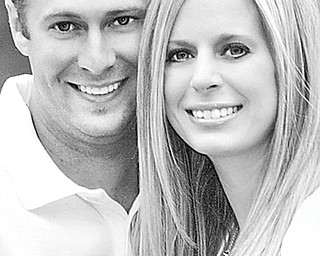 Michael Chachko and Kelly Daugherty