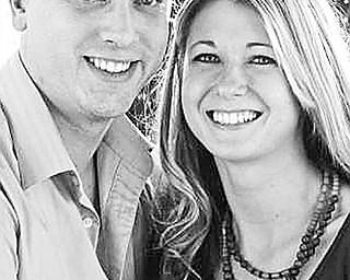 Christopher Glatz and Jessica Novotny