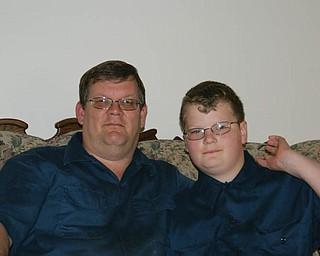 David Markovitch Sr., 50, and David Jr., 11, of Canfield.