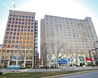 NEW OWNER: International Towers in downtown Youngstown,was purchased by Millennia Housing Management for $4.9 million. Millennia, based in Valley View, near Cleveland, manages 5,735 low-income housing units in five states.