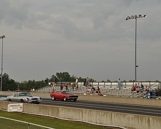 The Steel Valley Super Nationals at Quaker City Raceway, June 19, 2009.
