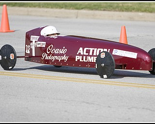 6.20.2009 The 2009 Greater Youngstown Area Soap Box Derby on Saturday afternoon. Photo by: Geoffrey Hauschild
