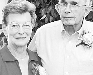 Mr. and Mrs. Wayne McDougal