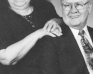 Mr. and Mrs. Frank Verdinek Jr.