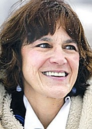Liberty Township Trustee Jodi Stoyak