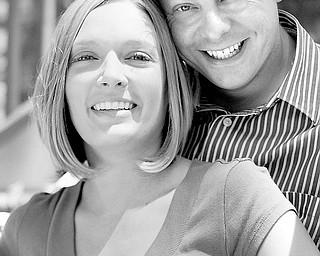 Brooke Rozeski and Michael Nyers