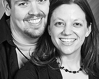 Ethan Seidel and Amy Murphy