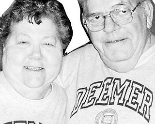 Mr. and Mrs. Dennis Deemer
