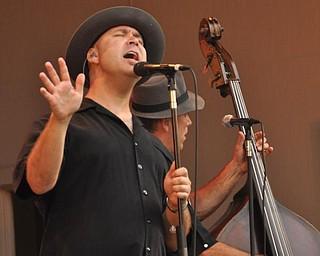 Scott Morris of Big Bad Voodoo Dady