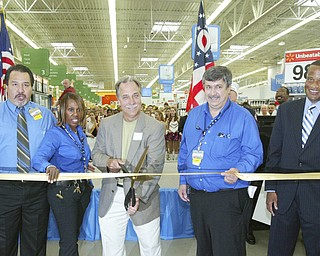 Liberty, OH Wal Mart store opens August 19, 2009