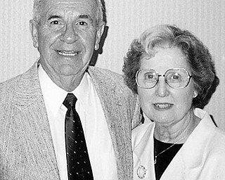 Mr. and Mrs. Kenneth Davies