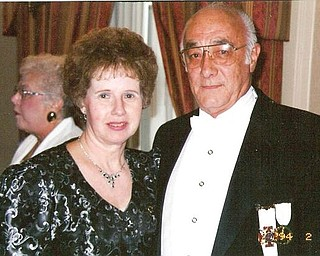 Mr. and Mrs. Martin Schuller