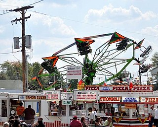 The Canfield Fair, Friday, September 4, 2009