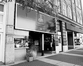 NEW LOCATION: DH Gallery has moved to this street-level location on East State Street in Salem. It previously had a second-story location.