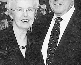 Mr. and Mrs. Gerald F. Lewis Sr.