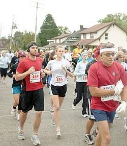 Ramblings on the run | vindy com