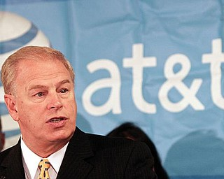 NEW JOBS:  Ohio governor Ted Strickland addressed a crowd and announced 150 new jobs at the AT&T call center in Boardman. The announcement was made at a press conference Thursday.