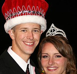 Fitch Falcon Royalty, Alissa Breakiron and Dave Milne.
