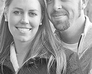 Christine Lohr and Kyle Latta