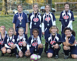 Please find attached:   Austintown Falcon Girls U10 Travel Soccer Team (took 2nd place in their league at final tournament in Warren this weekend).