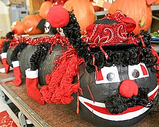 The Vindicator/Lisa-Ann Ishihara---- Lynn Kirk Elementary School's Pumpkin Pageant