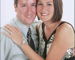 Christopher O'Hara and Jennifer Casey