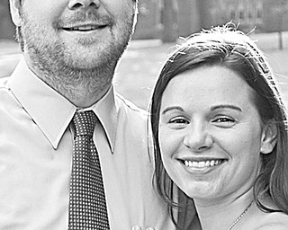Bradford Porterfield and Amanda Danks