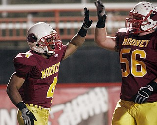 Field vs Mooney November 6, 2009