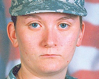 Sheldon, De'Esta F Co. 1-15 IN 3 HBCT 3 ID FOB Kalsu APO AE 09312 Daughter of Timothy Sheldon and granddaughter of Ray and Betty Lou Sheldon, all of Lordstown. 2006 graduate of Newton Falls High School.
