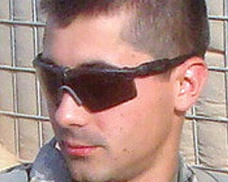 Mikus, DanielB Co. 1-23 IN 3-2 SBCTFOB GrizzlyAPO AE 09391Serving in Iraq.Son of Michael and Silvia Stefan of Youngstown and Daniel Mikus of Mineral Ridge.2003 graduate of Ursuline High School.