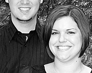 Samuel McKenney and Tricia Colburn