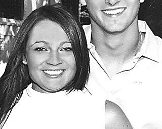 Shaina Crislip and Lionel Trebilcock