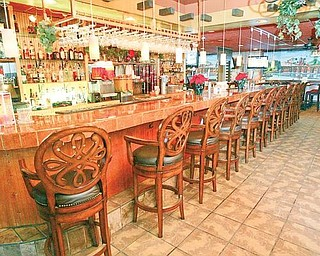BAR SCENE: Business at Los Gallos has risen dramatically since the restaurant added a bar.