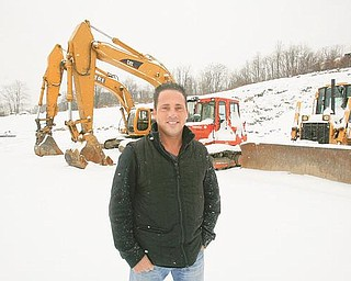 EXPANSION PLANS: Cosmo Iamurri, owner of Pro Quality Land Development in Campbell, hopes to acquire 22 city lots in exchange for demolition work.