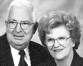 Rev. and Mrs. Gerald L. Fennell